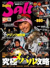 コスミック出版 アングリングソルト 2014年3月号 DVD付き 【メール便NG】