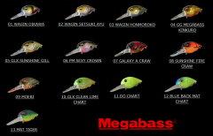メガバス(Megabass) SM-X スプリガン 【メール便NG】 fs04gm 【05P06May14】