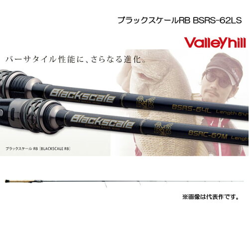 バレーヒルブラックスケールRBBSRS-62LSValleyhillBLACKSCALE【送料無料!】
