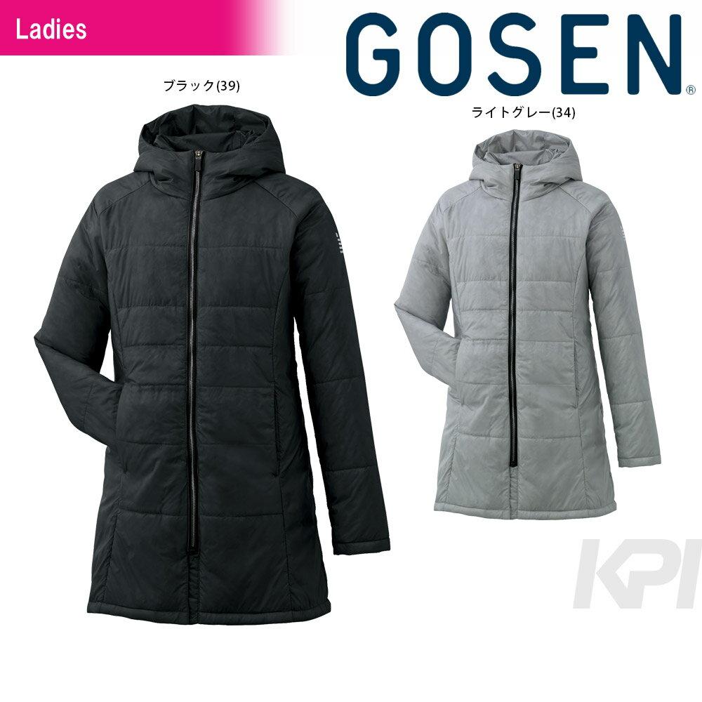 GOSEN(ゴーセン)「Women's レディース アイダーウォームスコート Y1605」テニスウェア「2016FW」【prospo】