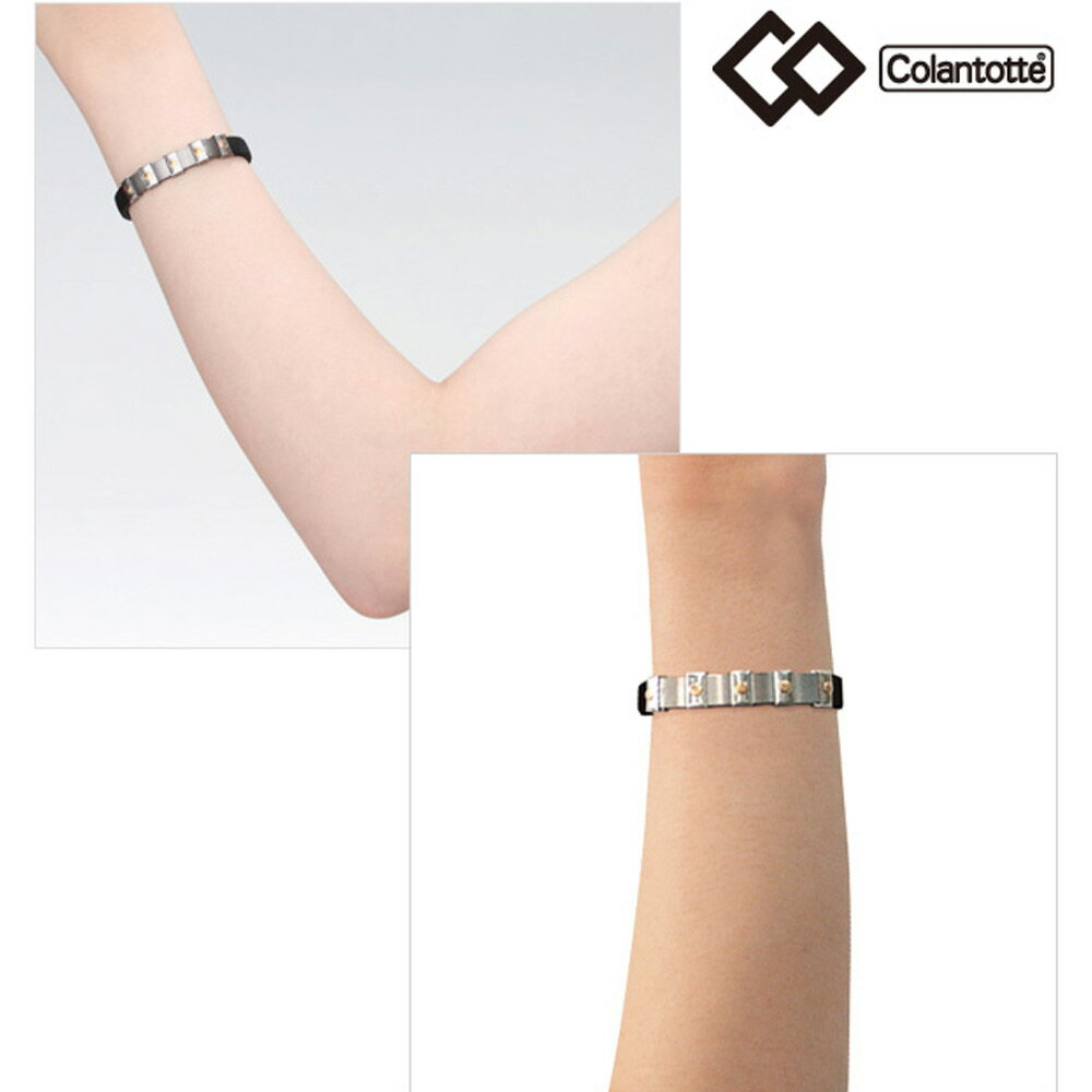 磁気アクセサリー, 磁気ブレスレット Colantotte Magtitan-Tiamo