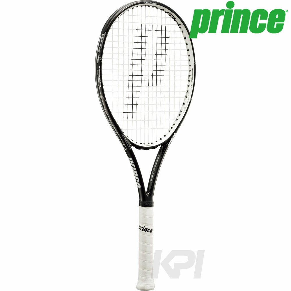 「2017新製品」Prince(プリンス)[APPROACH TEAM 100(アプローチチーム100) 7TJ037]硬式テニスラケット(スマートテニスセンサー対応)【prospo】