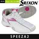 【365日出荷】「あす楽対応」スリクソン SRIXON テニスシューズ レディース SPEEZA2 OMNI & CLAY スピー...