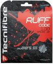 『即日出荷』 【2011秋の新製品】Tecnifibre(テクニファイバー)【RUFF CODE 1.25(ラフコード...