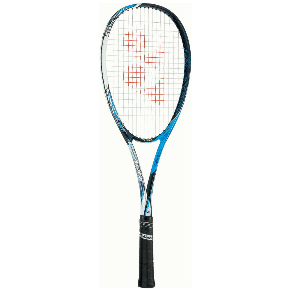 【エントリーでポイント10倍】ヨネックス YONEX ソフトテニスラケット F-LASER 5V エフレーザー5V FLR5V-786 ブラストブルー 2019年新色