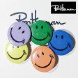 Ron Herman【ロンハーマン】スマイルロゴ バッジ/バッヂ/5カラー【rhb001-all】