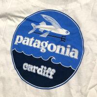 Patagoniaパタゴニアサンタモニカ店限定フライングフィッシュロゴTシャツ【38843】