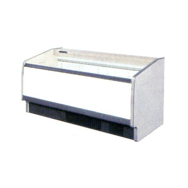 フクシマ 平型 オープンショーケース MFC-65SNFTXS 冷凍機内蔵型 三相200V MF-5シリーズ 冷凍食品用 福島工業