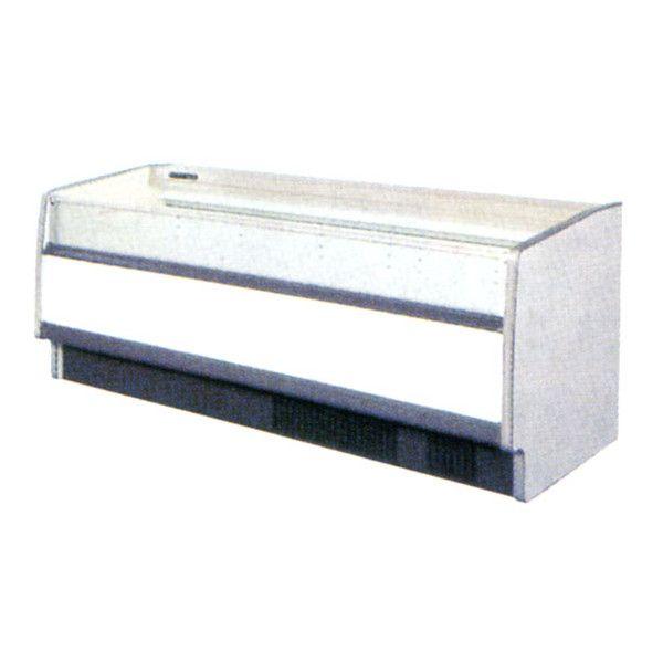 フクシマ 平型 オープンショーケース MFC-85SGFTXS 冷凍機内蔵型 三相200V MF-5シリーズ 冷凍食品用 福島工業