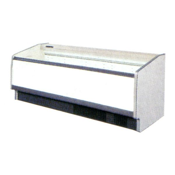 フクシマ 平型 オープンショーケース MFC-85SNFTXS 冷凍機内蔵型 三相200V MF-5シリーズ 冷凍食品用 福島工業