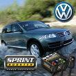 VWフォルクスワーゲンGOLFBEETLEディーゼルエンジン用AT用スプリントブースター3パターン機能切換スイッチ付新品SBDD152A