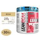 【送料無料】LeanBCAA リーンBCAA ウォーターメロン味 Evlution Nutrition(エボリューションニュートリション) 30回分 237gBCAA 筋トレ アミノ酸 スポーツ ダイエット