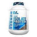 100% アイソレート プロテイン ダブルリッチチョコレート 2267g(5lb)72回分 Evlution Nutrition (エボリューションニュートリション)