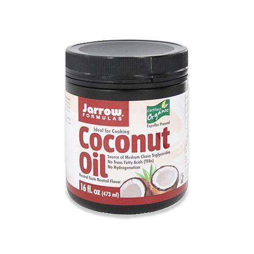 油, ココナッツオイル  16 fl oz 473 mlJarrow FORMULASMCT