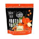 プロテインパフ マルガリータピザ 60g TWIN PEAKS(ツインピークス)高タンパク質 低糖質 ダイエット スナック カルシウム