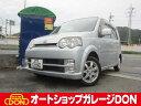 ムーヴ カスタム Xリミテッド 4WD HIDヘッドライト CD(ダイハツ)【中古】
