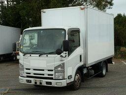 エルフトラック ロングフルフラットロー(いすゞ)【中古】
