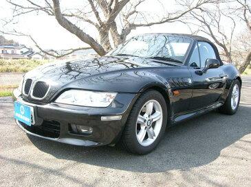 BMW Z3ロードスター 2.2i特別装備車 エディション2 オープンカー D車 右(BMW)【中古】