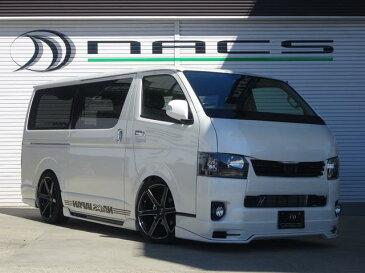 ハイエースバン S−GLDプライム NACSエアロデモカープライムゴールド(トヨタ)