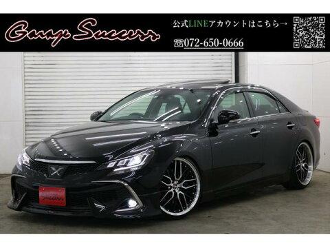 マークX 350RDS革シートサンルーフナビBカメラETCフルセグTV(トヨタ)【評価書付】【中古】