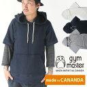ジムマスター gymmaster カナダライン スウェットプルオ...