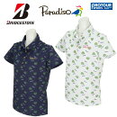 BRIDGESTONEParadisoブリヂストンパラディーゾ半袖ポロシャツ4SN04A