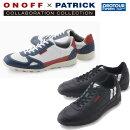 ONOFF×Patrickオノフ×パトリックゴルフシューズPS0319