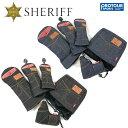 SHERIFF シェリフゴルフ アメカジシリーズ ヘッドカバー 各種 SAM-002