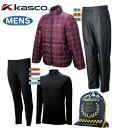 kasco キャスコ メンズウェア ウインターバッグ 福袋