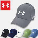 UNDER ARMOUR アンダーアーマー メンズ ゴルフ キャップ スポーツ 帽子 MENS GOLF HEADLINE 2.0 CAP