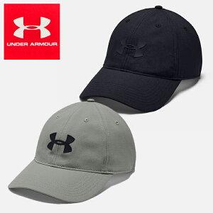【送料無料】UNDER ARMOUR MEN'S BASELINE CAP 1351409 アンダーアーマー ベースライン 男性 紳士 メンズ ゴルフ 帽子 キャップ