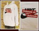 STALEMATE ステイルメイト GIMME FIVE 2ndライン スウェットパーカー メンズ 【ST-13801 NIK BK】【あす楽対応】