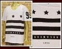ROCAWEAR ロカウェア BIG SIZE ビックサイズ スター Tシャツ メンズ 【R1401T014】【あす楽対応】