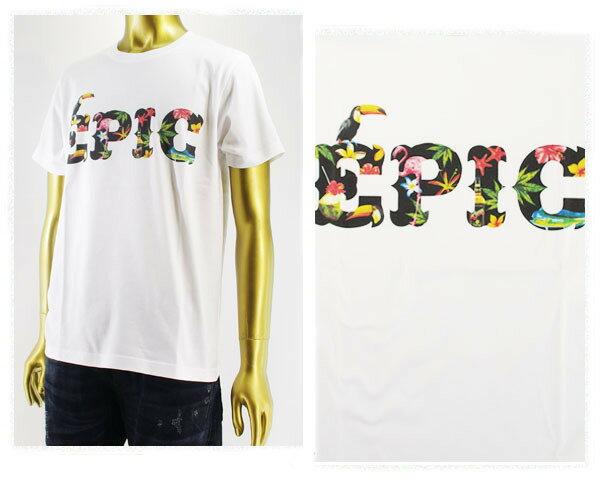 トップス, Tシャツ・カットソー LINKY KAORU SAUDA T 16LK-SS02 EPIC