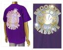 ANDSUNS アンドサンズ BLING BLING TEE Bling-BlingのANDSUNS LOGO Tシャツ メンズ 【AS182511 PLATIN】