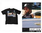 OFFICIAL LICENSE オフィシャル ライセンス 米・カリフォルニア州LA出身 俳優、映画監督、ラッパー Ice Cube アイスキューブ Tシャツ メンズ 【IC73 ICE CUBE】