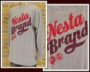 NESTA BRAND ネスタブランド ロングTシャツ メンズ 【LS1206F】【あす楽対応】