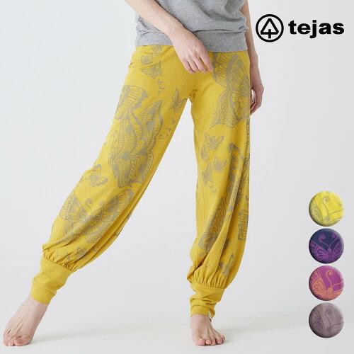Tejas テジャス ヨガウェア ヨガパンツ tl71516-09 nabhas-bottom-long ウサギ 【ヨガウェア,ヨガ...