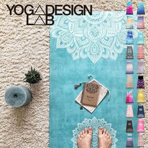 YogaDesignLab ヨガマット エコヨガマット-COMBO ヨガデザインラボ 【ヨガマ…