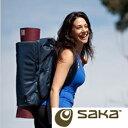 マットの持ち運びが楽しくなるヨガバッグ♪ 【SAKA】 シャカ PINDA ヨガバックパック 【6m...