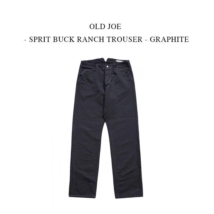 メンズファッション, ズボン・パンツ 30OFFOLD JOE - SPRIT BUCK RANCH TROUSER - GRAPHITE