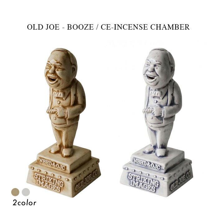 アロマ・お香, お香立て・スタンド・受け皿 OLD JOE - BOOZE CE-INCENSE CHAMBER