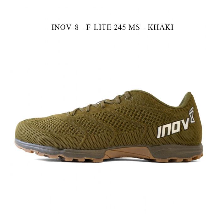 メンズ靴, スニーカー INOV-8 - F-LITE 245 MS - KHAKI inov8