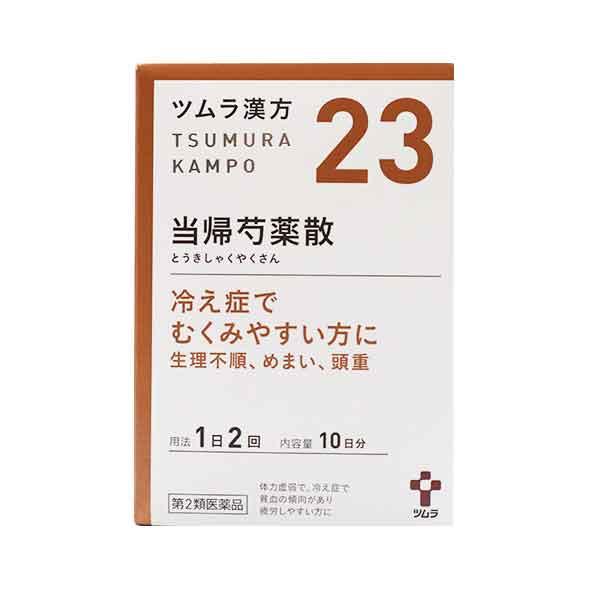 婦人薬, 第二類医薬品 2 20