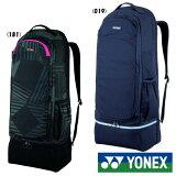 送料無料◆YONEX◆2019年1月下旬発売 ラケットバックパック〈テニス2本用〉 BAG1969 バッグ ヨネックス