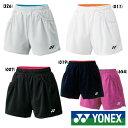 送料無料◆YONEX◆新色◆2019年1月下旬発売◆レディース ニットショートパンツ 25019 テニス バドミントン ウェア ヨネックス