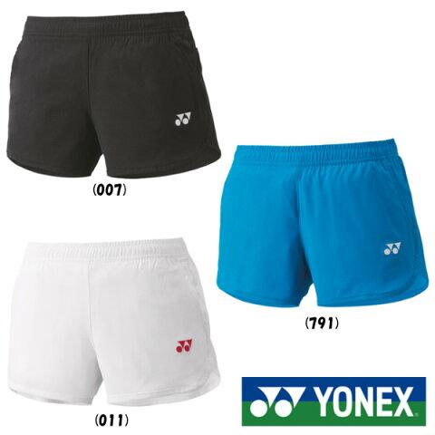 送料無料◆YONEX◆新色◆2020年1月下旬発売◆レディース ショートパンツ 25037 テニス バドミントン ウェア ヨネックス