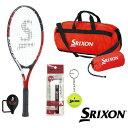 送料無料◆数量限定◆SRIXON◆REVO25 お買い得セット ジュニア テニスラケット スリクソン
