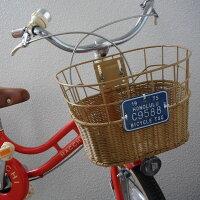 ハワイアン雑貨/ハワイ雑貨【ゆうパケットで、送料160円】【ハワイ/自転車/ナンバープレート】(ハワイ/ハワイアン/ハワイアンインテリア/自転車/ナンバープレート/バイシクルプレート)
