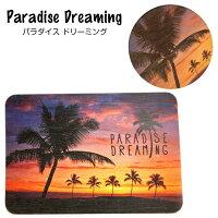 ハワイアン雑貨/ハワイ雑貨/ポストカード/木製/ウッド/ハワイ/ハワイアン/カード/グリーティング/サンクスカード